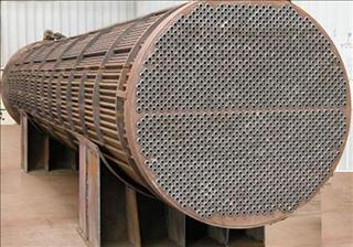 固定板管式换热器