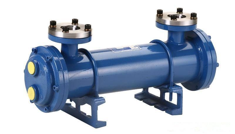 管壳式热交换器